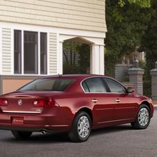Buick Lucerne CXL2 Special Edition
