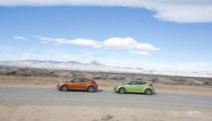 Hyundai unveils the 2012 Veloster in Detroit