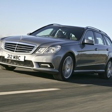 Mercedes-Benz E350 Estate CGI BlueEff. Sport