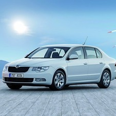 Skoda Superb 1.9 TDI DPF Greenline