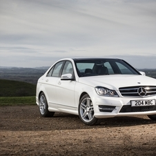 The previous generation C-Class is getting some new packages in its final year