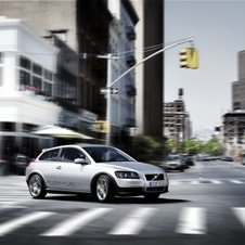 Volvo C30 D5 R-Design Geartronic