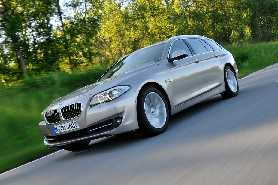 BMW 528i Touring xDrive Automatic