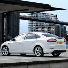 Ford Mondeo 1.6 TDCi ECOnetic S