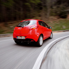 Mazda 2 MZ-CD 1.4 Core