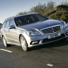 Mercedes-Benz E200 Estate CGI BlueEFF. Sport