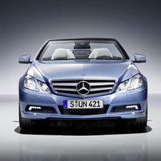 Mercedes-Benz E 350 CDI BlueEFFICIENCY Cabriolet