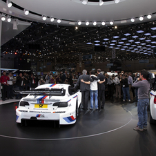 Completed M3 DTM Shown in Geneva