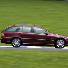 Mercedes-Benz C 32 AMG Estate