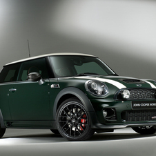 MINI (BMW) Mini Cabrio John Cooper Works MY09