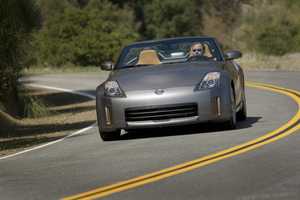 Nissan 350Z Roadster (US)