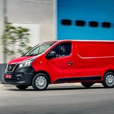 Nissan NV300 Combi 1.6dCi S&S L1H1 1T Basic Porta Lateral