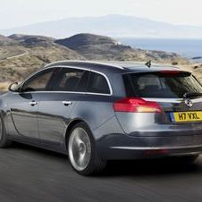 Opel Insignia Sports Tourer 1.6 Turbo Cosmo