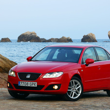 Seat Exeo 2.0 TDI 143cv DPF CR Reference