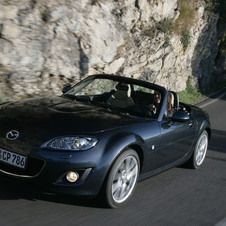 Mazda MX-5 2.0 Roadster Coupé Automatic