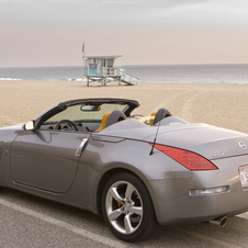 Nissan 350Z Roadster Automatic (US)