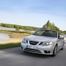 Saab 9-3 1.8t BioPower Convertible