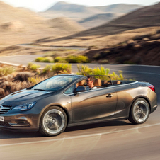 Opel Cascada 1.4 Turbo
