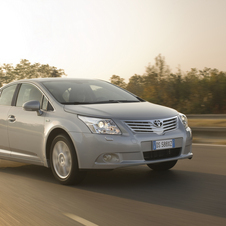 Toyota Avensis SD 2.0 D-4D Confort