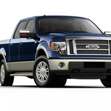 Ford F-Series 145-in. WB King Ranch Styleside SuperCrew 4x2