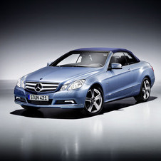 Mercedes-Benz E 250 CDI BlueEFFICIENCY Cabriolet