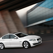 BMW 520d EfficientDynamics Edition
