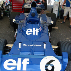 Tyrrell 006 Cosworth