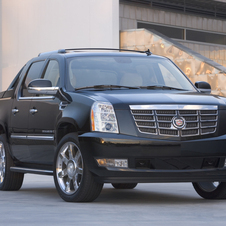 Cadillac Escalade EXT Luxury