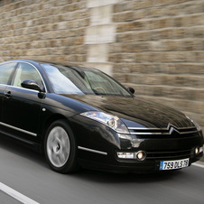 Citroën C6 2.2HDi Exclusive