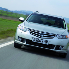 Honda Accord Tourer 2.2 i-DTEC