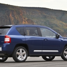 Jeep Compass Limited 4X4 CVT