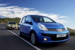 Nissan Note 1.5 4WD