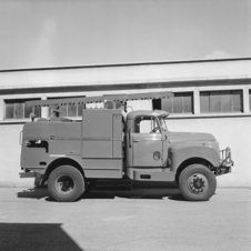 Citroën Type 55 4x4 Firefighter Truck