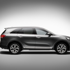 The new SUV model will be longer, wider, lower and will have a longer wheelbase
