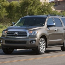 Toyota Sequoia Limited 4X4 FFV