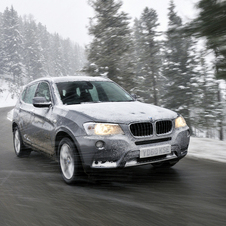 BMW X3 sDrive18d Automatic