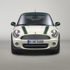 MINI (BMW) Cooper SD Clubman Green Park