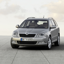 Skoda Octavia Estate 1.8 TSI SE Plus