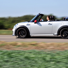MINI (BMW) John Cooper Works Convertible