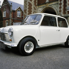 The Mini is just one of two cars on the list of great British innovations