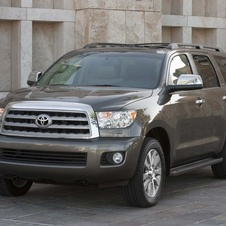 Toyota Sequoia Limited 4X4