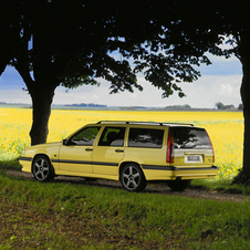 Volvo 850 T5-R Estate
