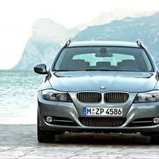 BMW 330d xDrive Touring (E91) LCI