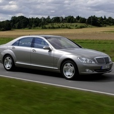 Mercedes-Benz S 450 4MATIC