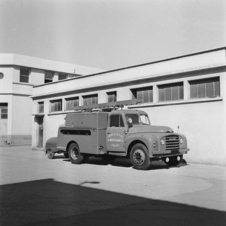 Citroën Type 55 Firefighter Truck