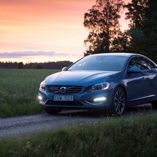 Volvo S60 D4 Summum S/S Powershift