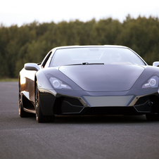 Polish Arrinera Supercar