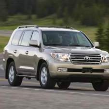 Toyota Land Cruiser V8 D-4D