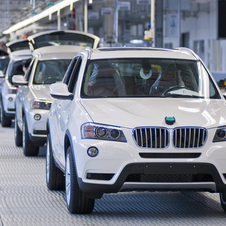 BMW's factory in South Carolina is adding another SUV model soon and is expanding into South America