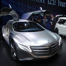 Daimler has also been working on hydrogen technology